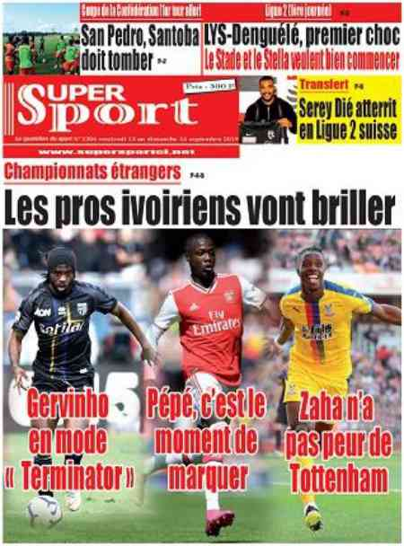 titrologie Super Sport